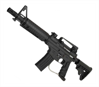 Tippmann Bravo One Elite Black