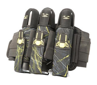 Харнесс Valken Crusade Paintball Harness 3+6 - Static Yellow