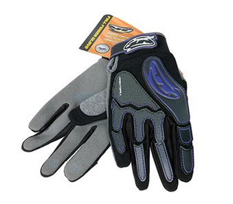 Перчатки JT Full Finger Paintball Gloves - Blue