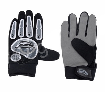 Перчатки JT Power Paintball Gloves - Black