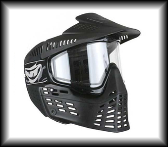 Маска термальная JT Proshield Spectra Thermal Paintball Mask, Black