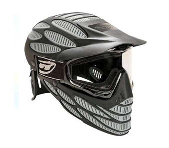 Маска термальная  Jt Flex 8 Full Coverage Paintball Mask, Grey