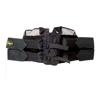 Харнес Extreme Rage Deluxe 4+1 Paintball Harness - Black